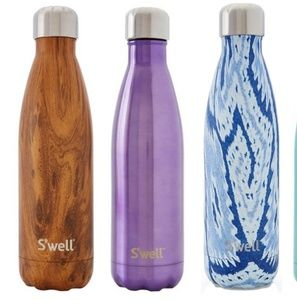 Swell Wood Collection Bottle